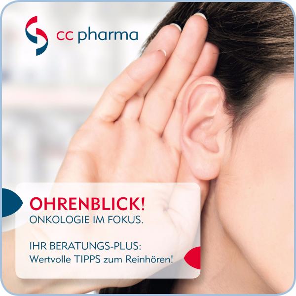 Ohrenblick! Der Apotheken-Podcast mit Onkologie im Fokus.