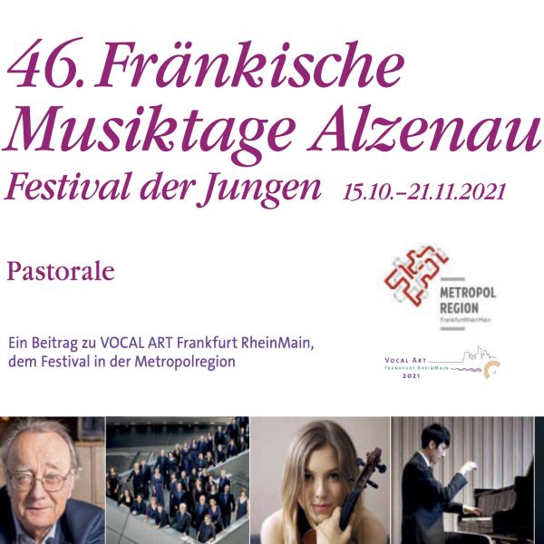 46. Fränkische Musiktage