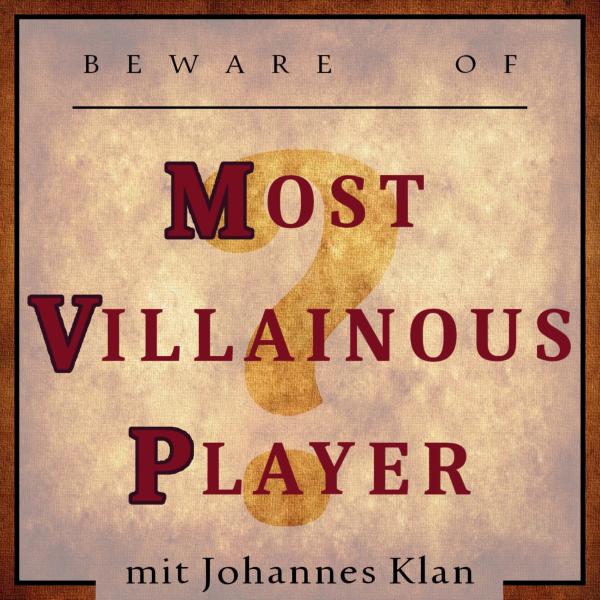 Most Villainous Player