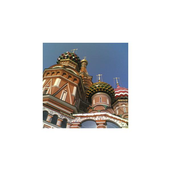 Himmel über Moskau