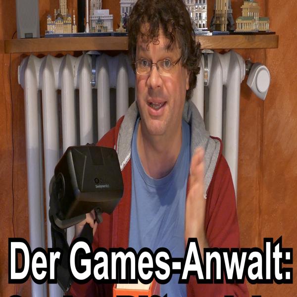 Podcast zu Onlinespielrecht vom Games-Anwalt