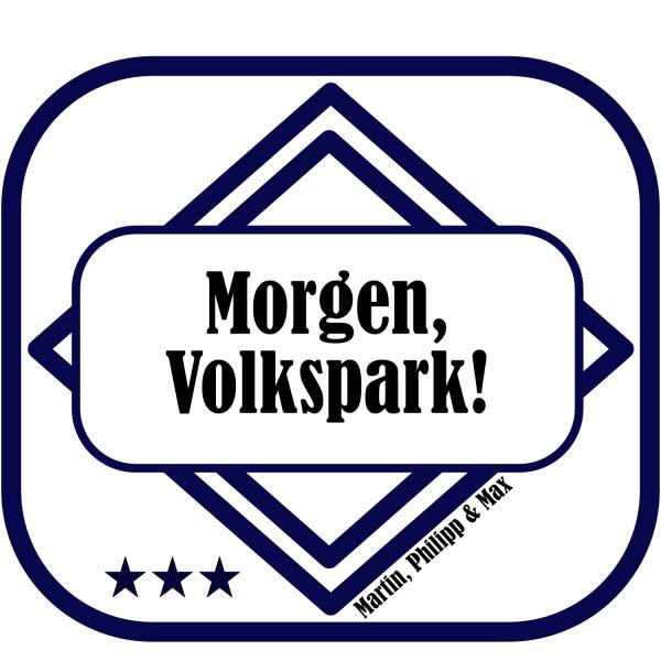 Morgen,Volkspark!