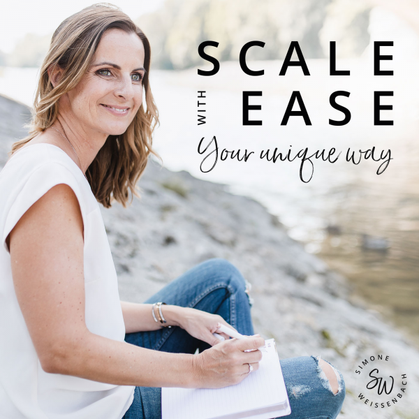 SCALE with ease. Your unique way instead of doing ALL.THE.THINGS. | Online Education Business