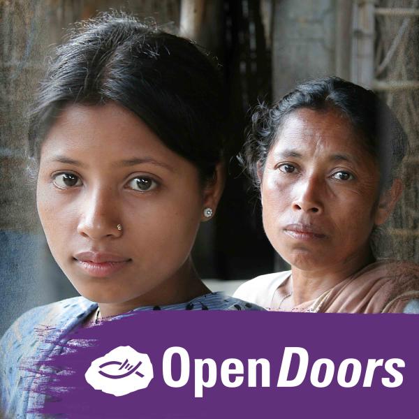 Open Doors Podcast – Begegnungen mit verfolgten Christen