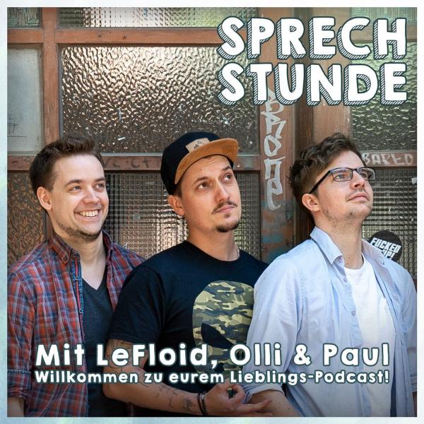 Hier geht's zum Sprechstunde Podcast