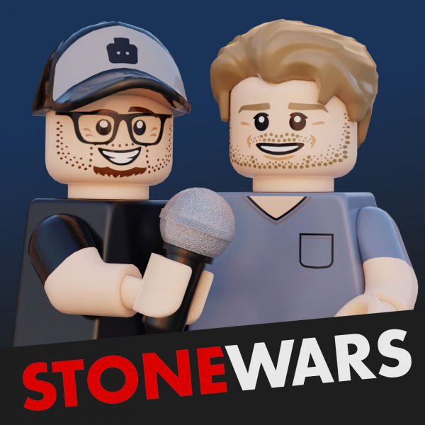 Hier die Episode des Stone Wars Podcasts