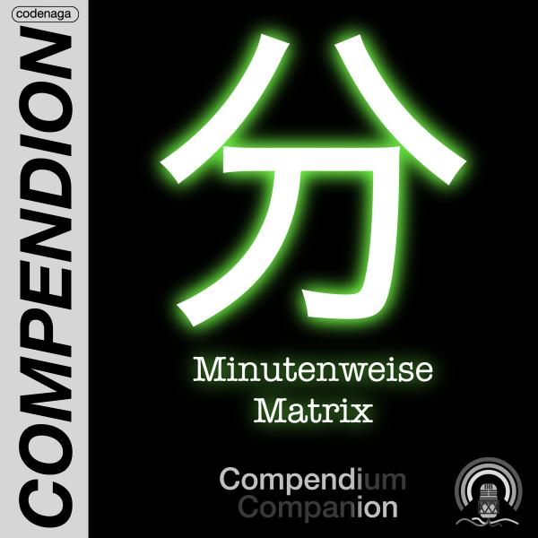 Minutenweise Matrix