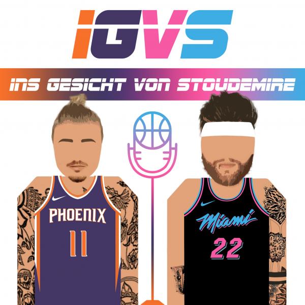 Ins Gesicht von Stoudemire - Der NBA-Podcast