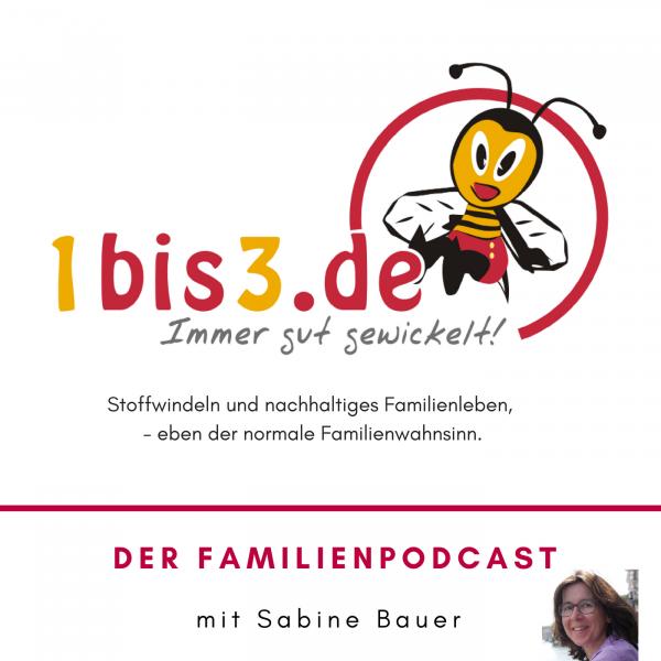 Der Familienpodcast von 1bis3.de