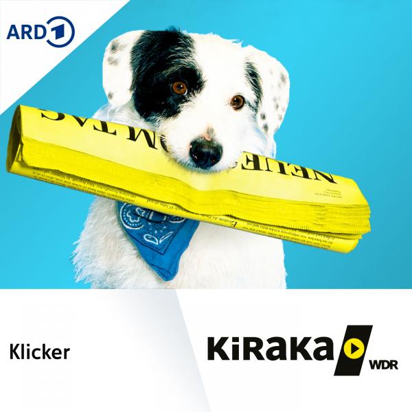 KiRaKa Klicker - Nachrichten für Kinder im Podcast