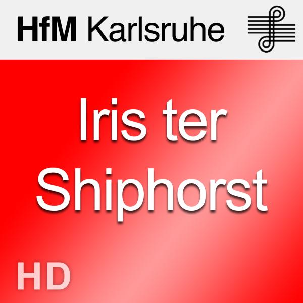 Iris ter Shiphorst Meisterkurs