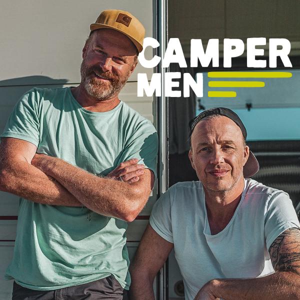 Campermen: Der Podcast zu Camping, Vanlife und Reiselust