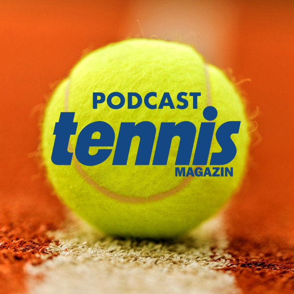 Cover des Tennis Magazin Podcasts auf podcast.de