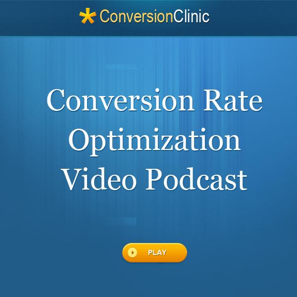 Conversion Clinic Videocast