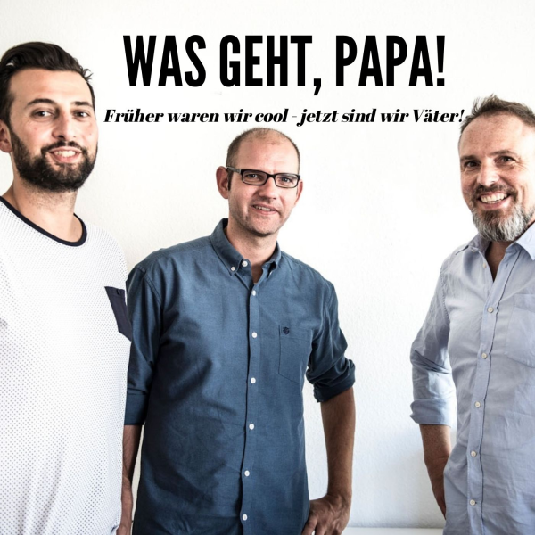 Ich Bin Dein Vater - Der Papa Podcast für Eltern