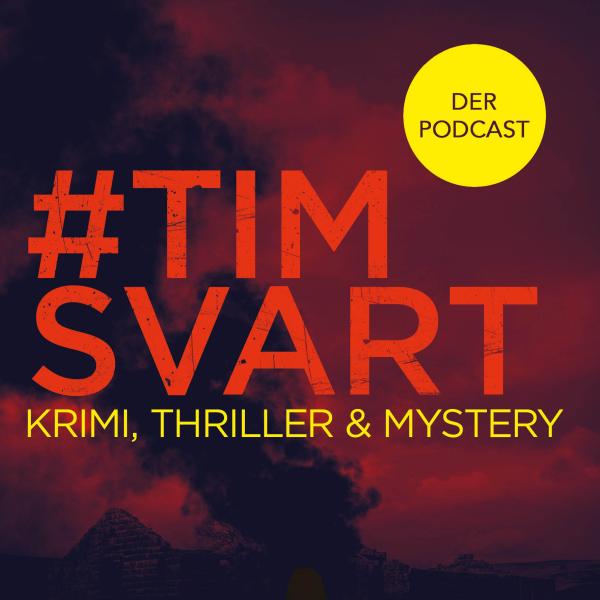 #TimSvart - Krimi, Thriller & Mystery