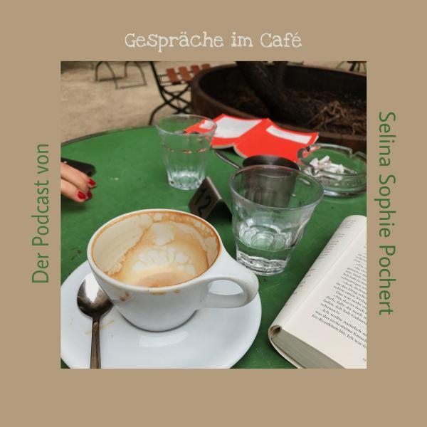 Gespräche im Café