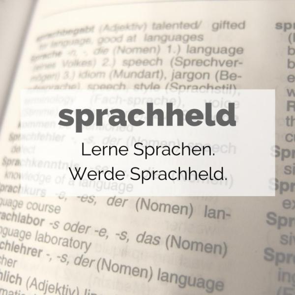 Sprachheld - Lerne Sprachen blitzschnell