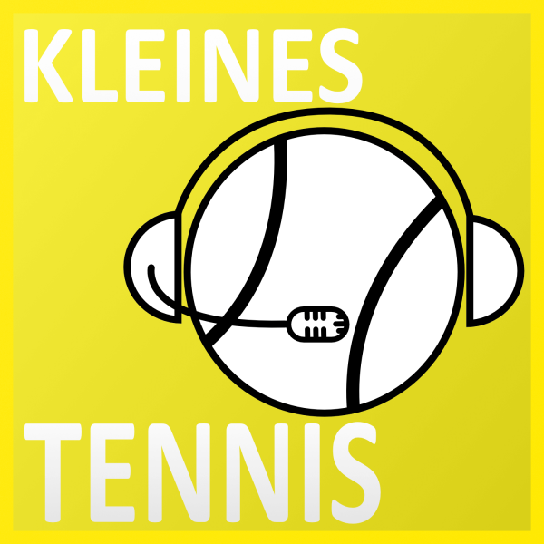 "Cover des Tennis Podcasts ""Kleines Tennis"" auf podcast.de"