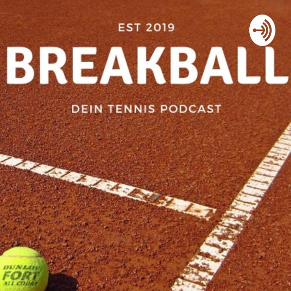 Breakball Cover. Die Australian Open sind gestartet. Diese Tennis-Podcasts halten euch auf dem Laufenden.