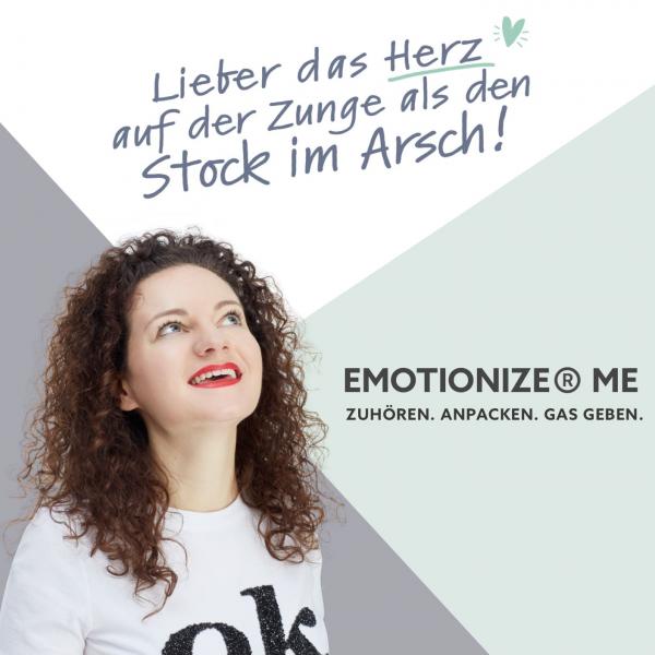 EMOTIONIZE ME. der Podcast über Emotionale Intelligenz
