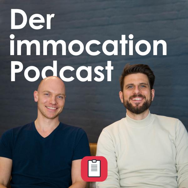 Der immocation Podcast   Lerne Immobilien