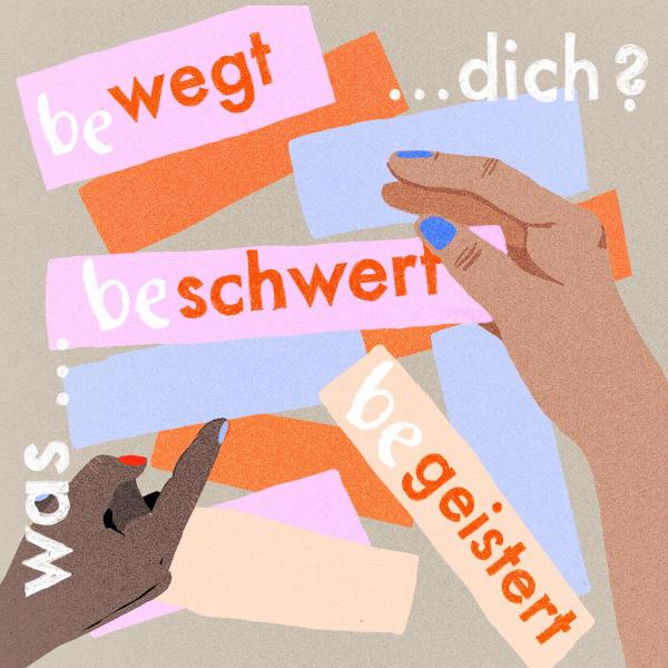 bewegt beschwert begeistert: der Podcast von BildungEvangelisch Erlangen