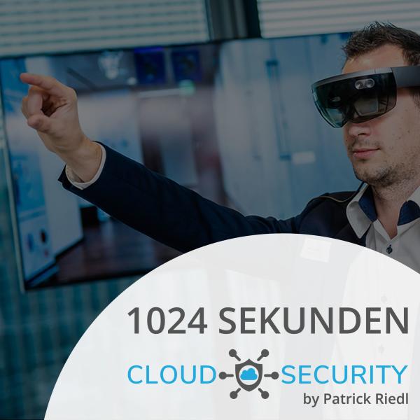 1024 Sekunden Cloud & Security