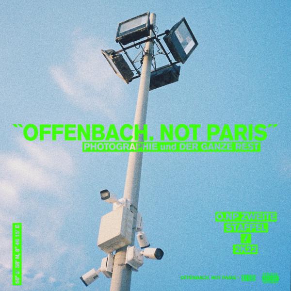 Offenbach. Not Paris.