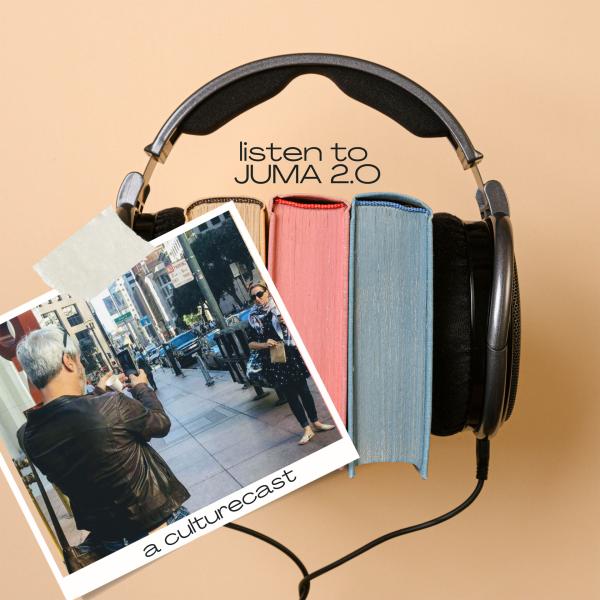 Hier die Episode des Juma 2.0 Podcasts