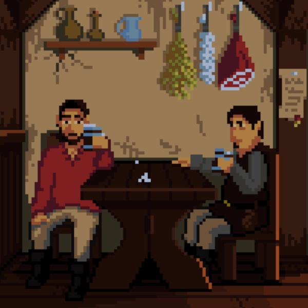 Pixel Taverne