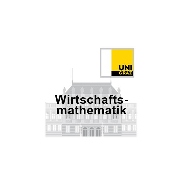 VO Wirtschaftsmathematik, SS10