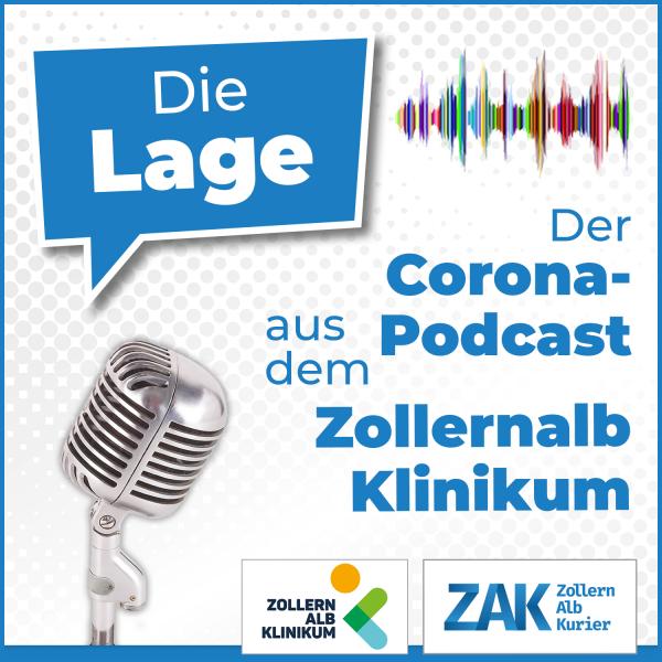 Die Lage – der Corona-Podcast aus dem Zollernalb Klinikum