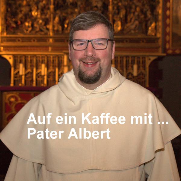 Auf ein Kaffee mit Pater Albert