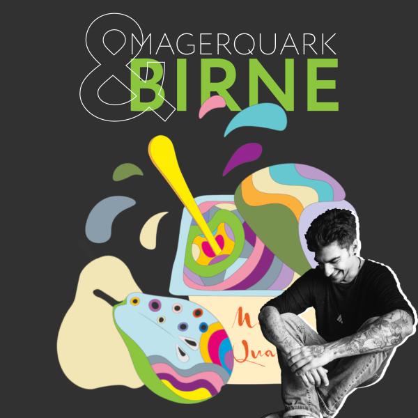 Magerquark & Birne