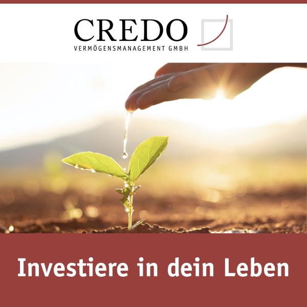 Investiere in Dein Leben - Der Podcast für mehr Rendite in Deinem Leben