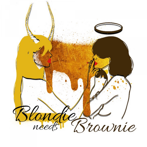 Every Blondie needs a Brownie