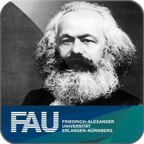 Karl Marx – Leben und Werk (QHD 1920)