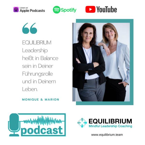 EQUILIBRIUM Mindful Leadership Podcast