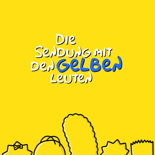 Die Sendung mit den gelben Leuten