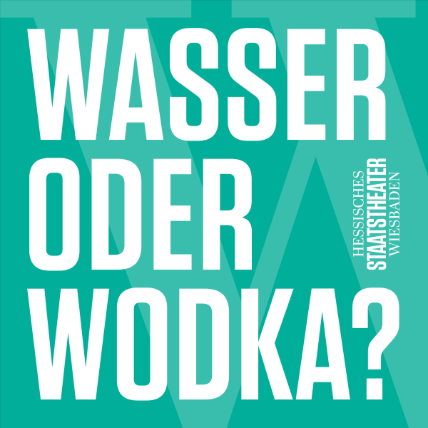 Wasser oder Wodka?