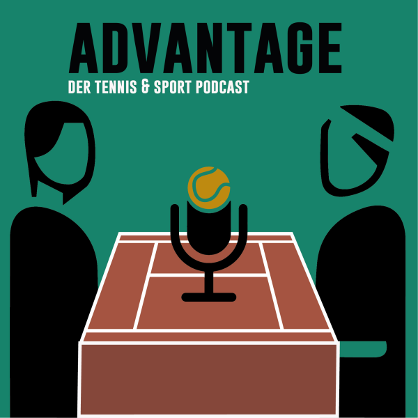 Advantage Tennis Podcasts Coverbild auf podcast.de