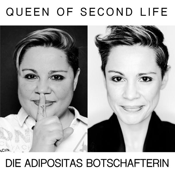 Queen of Second Life - Diana de Morales - Die Adipositas Botschafterin