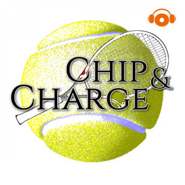 Cover des Chip&Charge Tennis Podcasts auf podcast.de