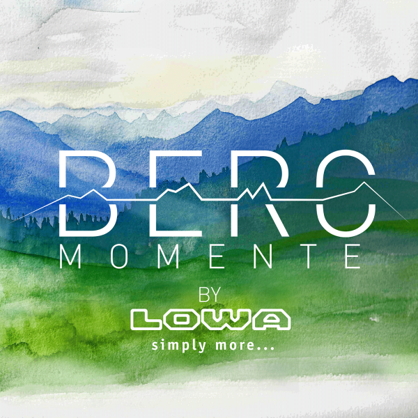 Bergmomente - by LOWA