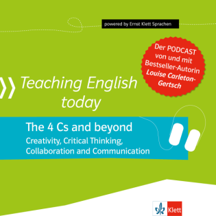 Teaching English Today- The 4 Cs and beyond