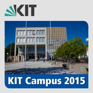 KIT Campus : eine Stunde Neuigkeiten aus dem Karlsruher Institut für Technologie