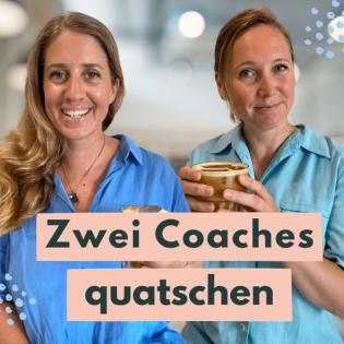 Zwei Coaches quatschen