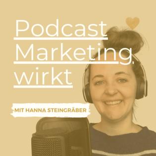 Podcast Marketing wirkt | Podcast starten, Kunden gewinnen, Impact machen