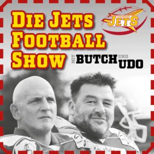 Die Jets Footballshow mit Butch und Udo
